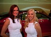 the girls of the 2012 new york auto show-448452