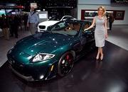 the girls of the 2012 new york auto show-448455