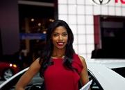 the girls of the 2012 new york auto show-448458