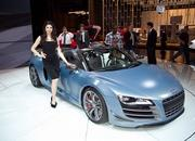 the girls of the 2012 new york auto show-448437