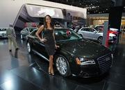 the girls of the 2012 new york auto show-448442