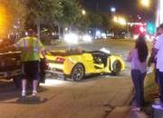 stunning lamborghini gallardo lp570-4 spyder performante destroyed in crash-457931