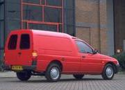 ford escort van-461743