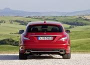 mercedes-benz cls shooting brake-463087