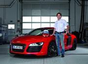 audi r8 e-tron becomes fastest electric vehicle around the nurburgring-462986