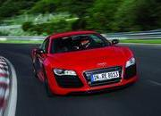 audi r8 e-tron becomes fastest electric vehicle around the nurburgring-462975