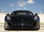 ferrari 599 gtx by sp engineering and adv.1 wheels-462041