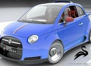 fiat 550 italia by lazzarini design-462148