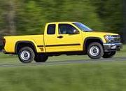 chevrolet colorado-465693