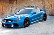mercedes-benz sl65 amg black series by adv.1 wheels-466327