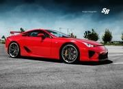 lexus lfa 8217 project reignfire 8217 by pur wheels-466405