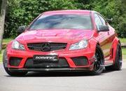 mercedes c63 black series by domanig-467062
