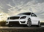 mercedes c63 amg coupe by vorsteiner-469656