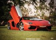 lamborghini aventador by adv.1 wheels-467916