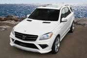 mercedes ml-class by hofele design-472298