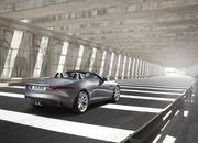 jaguar f-type roadster-475119