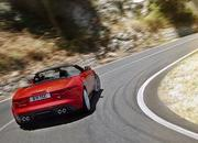 jaguar f-type roadster-475137