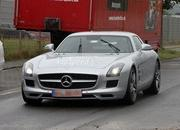 mercedes-benz sls amg e-cell-472788