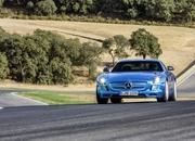 mercedes sls amg coupe electric drive-475371