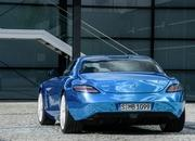 mercedes sls amg coupe electric drive-475383