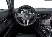 mercedes sls amg coupe electric drive-475386