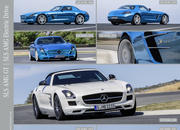 mercedes sls amg coupe electric drive-475361