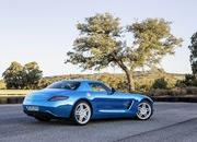 mercedes sls amg coupe electric drive-475368