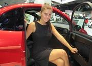 car girls of the 2012 paris auto show 3
