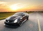 cadillac cts-vr1200 twin turbo coupe by hennessey-471673