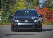 volkswagen golf r by h amp r springs 3