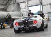 -ford gt sets new standing mile record
