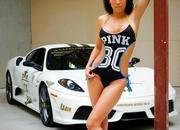 lamborghini goldrush gets a scantily clad accessory-478880