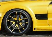 mercedes-benz sl 55 amg liquid gold by fostla.de-476711