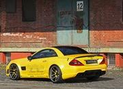 mercedes-benz sl 55 amg liquid gold by fostla.de-476703