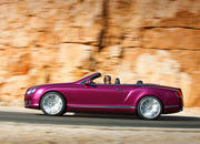 2013 bentley continental gt speed convertible pictures leak 6
