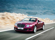2013 bentley continental gt speed convertible pictures leak 3