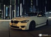 bmw 3-series by prior design-487007