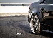 cadillac cts-v with d2forged wheels-486971