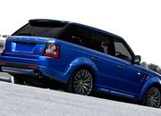 range rover rs300 cosworth bali blue by kahn design-487161