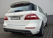 mercedes ml63 amg widestar by brabus-485357