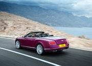 bentley continental gt speed convertible-487861