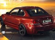 bmw 1-series coupe gets 1m look from prior design-489990