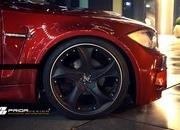 bmw 1-series coupe gets 1m look from prior design-489987