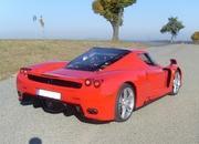 a fairly accurate ferrari enzo replica with bimmer power hits ebay-488021