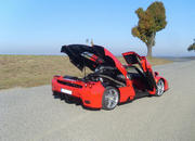 a fairly accurate ferrari enzo replica with bimmer power hits ebay-488011