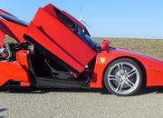 a fairly accurate ferrari enzo replica with bimmer power hits ebay-488030