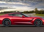 chevrolet corvette stingray-488977