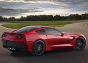 Corvette Stingray 25 180X130w