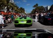lamborghini ramping up 50th anniversary with aventador roadster launch in miami-490886