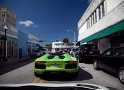 lamborghini ramping up 50th anniversary with aventador roadster launch in miami-490892